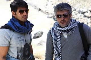 Ajith's Aarambam Movie Latest Update Stills