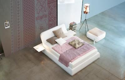 habitación elegante y moderna