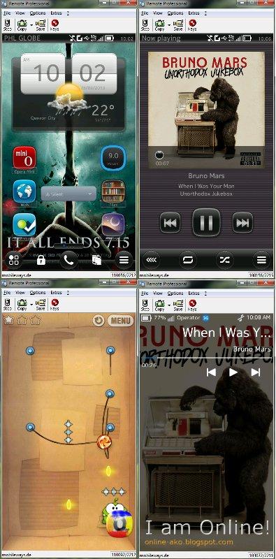 Remote Professional Nokia
