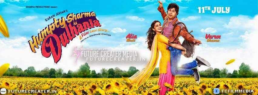 Humpty Sharma Ki Dulhania Review - An end-to-end romantic movie like DDLJ