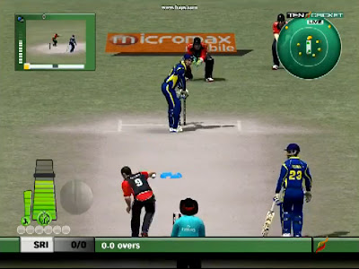 EA SPORTS CRICKET 2007 PC Games Free Download