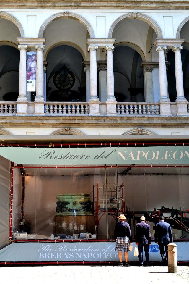 Lausnotebook milano accademia di brera for Accademia di milano