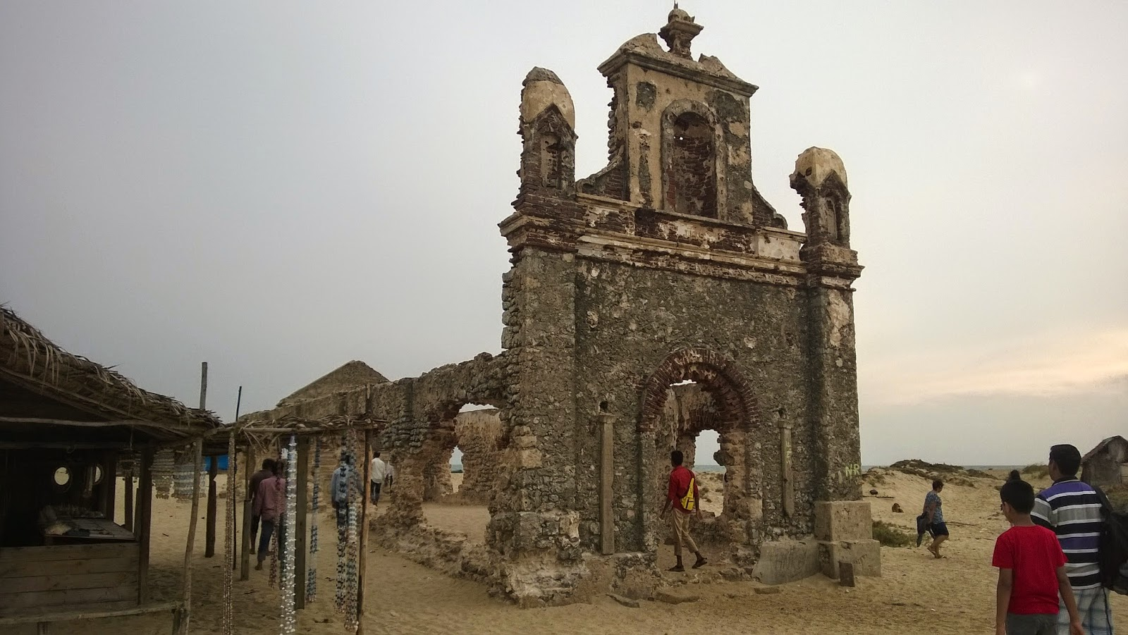 Remnants of a Church