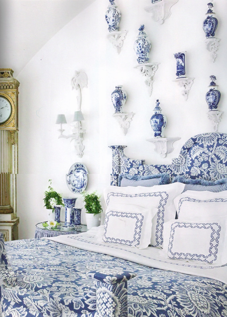 Blue And White Chinese Porcelain Vases Amp Ginger Jars