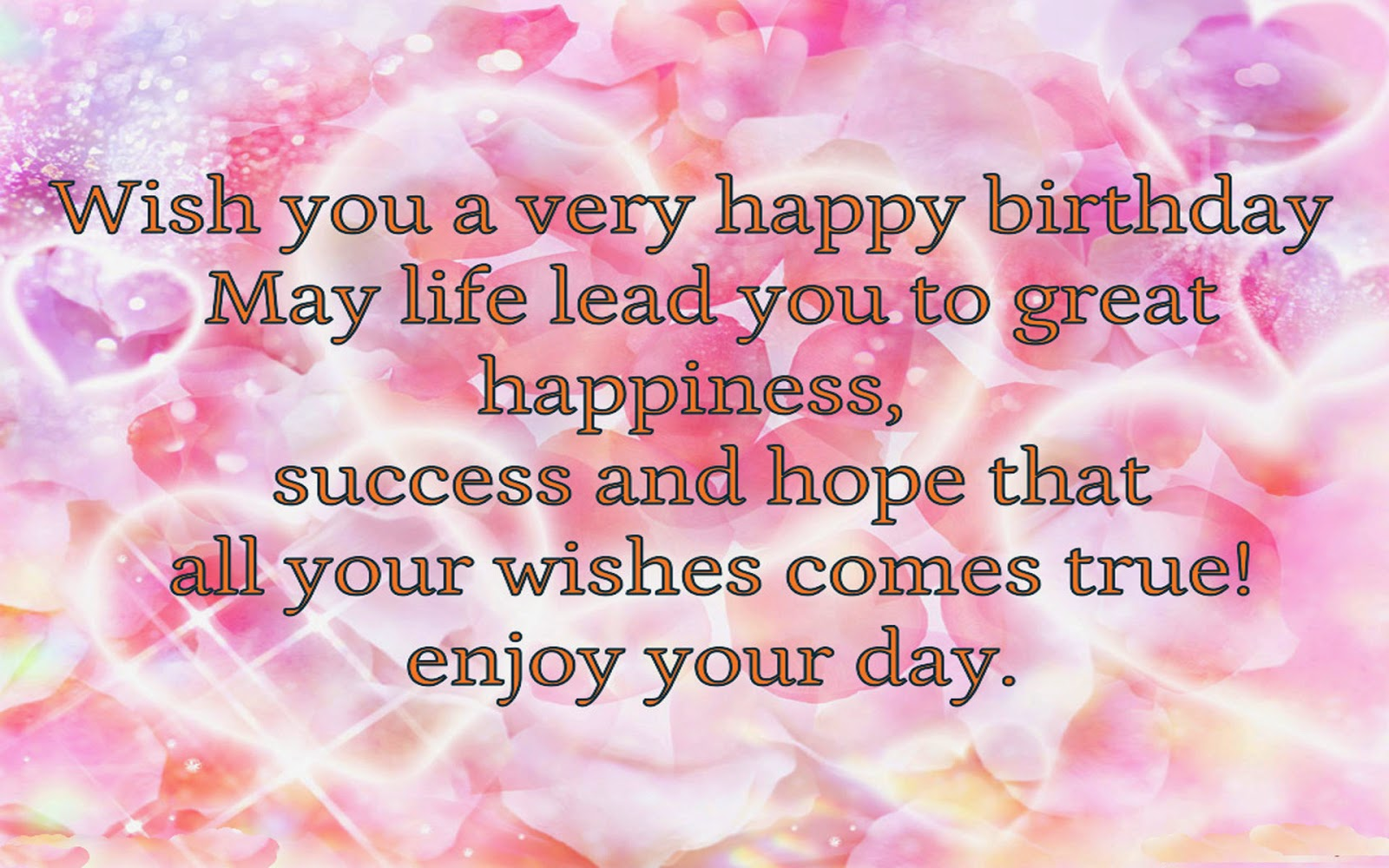 Birthday Wishes For Lover With Wallpapers Poetry Likers Wish You A Happy Birthday