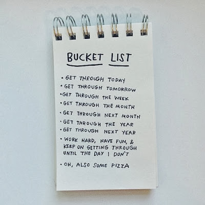 The Beauty Bucket List