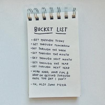 The Beauty Bucket List