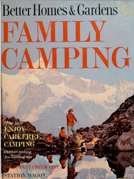 My pretty baby cried she was a bird bhg family camping 1961 Bhg g