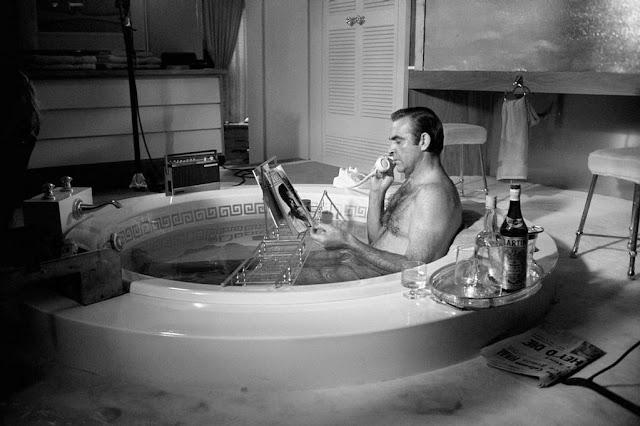 Sean Connery leyendo - leer es sexy
