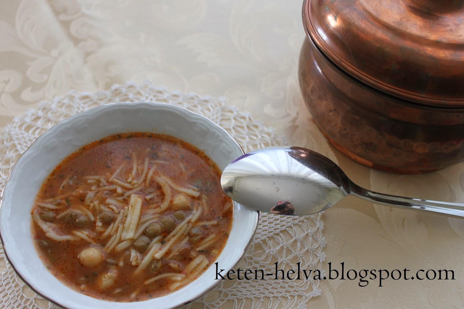 Hanımağa Çorbası Tarifi