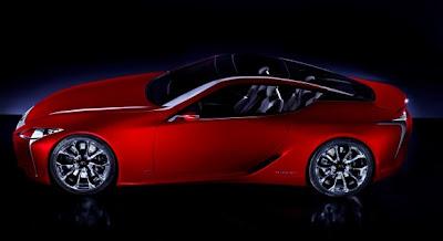 ,Lexus LF-LC Concept