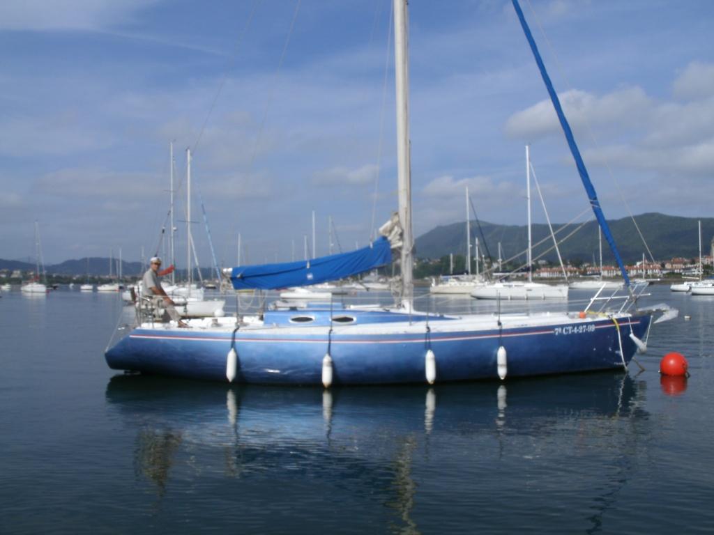 bateaux de france vendre voilier carcano 10 95m. Black Bedroom Furniture Sets. Home Design Ideas