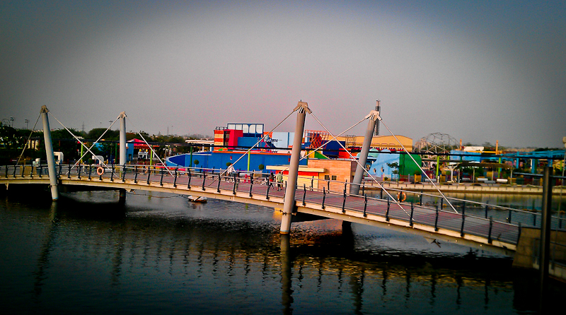 Metro Walk Adventure Island Rohini Water Park