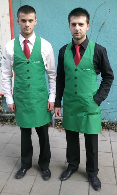 uniforme za konobare
