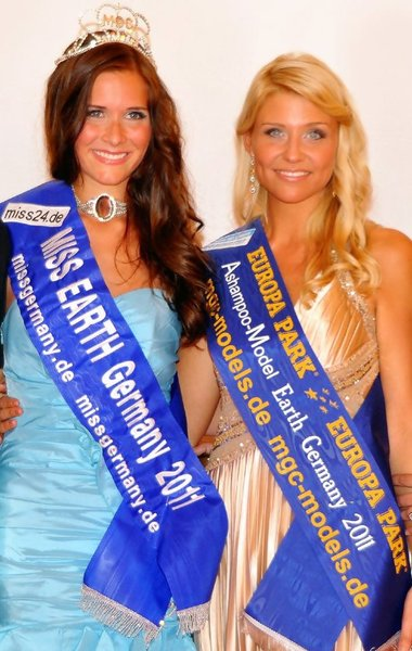 miss earth germany 2011 winner manou volkmer