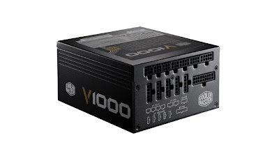 Cooler Master Launches Its New Highend PSU Series: The V-Series