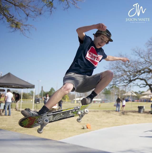 Cody Rocamontes Skatepark