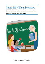POF 2013-2014, Curricolo e Patto di Corresponsabilità