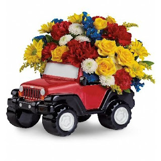 Send Dad the King of The Road Bouquet