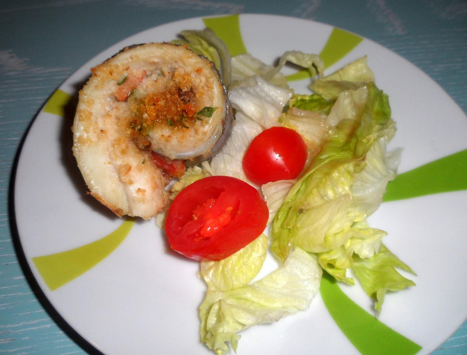 Involtini di pesce spatola: ricetta golosa