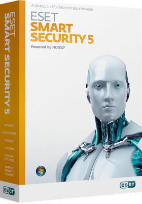 ESET Smart Security 5 is a complete security