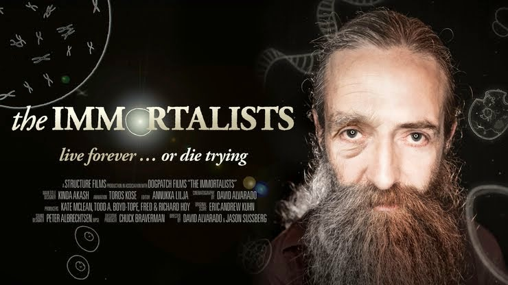 AUBREY DE GREY: OF THE IMMORTALISTS:
