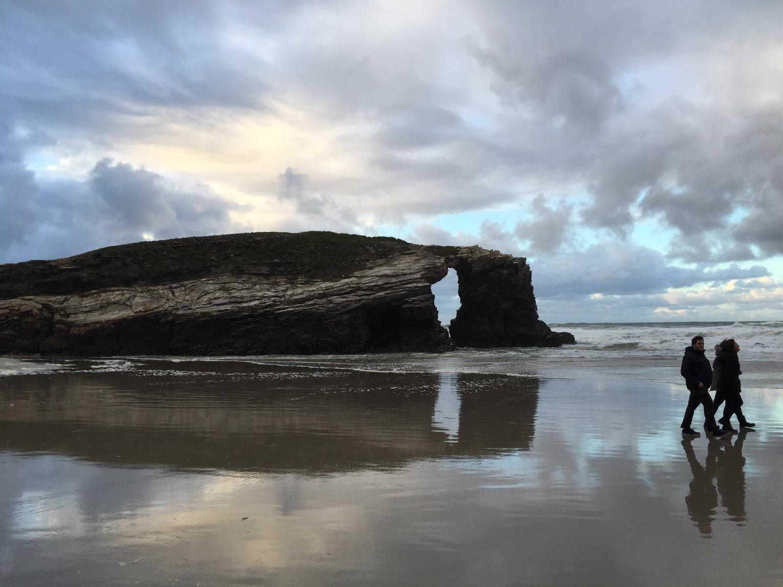 playa de las catedrales praia das catedrais ribadeo