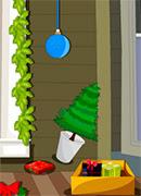 Уборка в доме Рождество - Онлайн игра для девочек