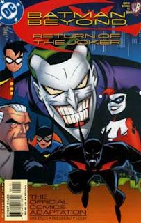 Sự Trở Lại Của Tên Hề - Batman Beyond Return Of The Joker