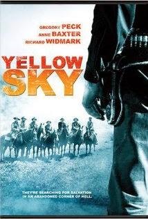 Thị trấn bỏ quên - Yellow Sky