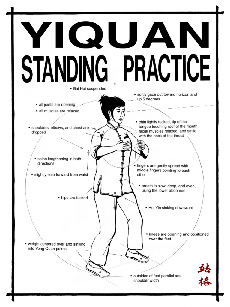 Healing, Yoga and Qigong: Standing Qigong/Meditation produced ...