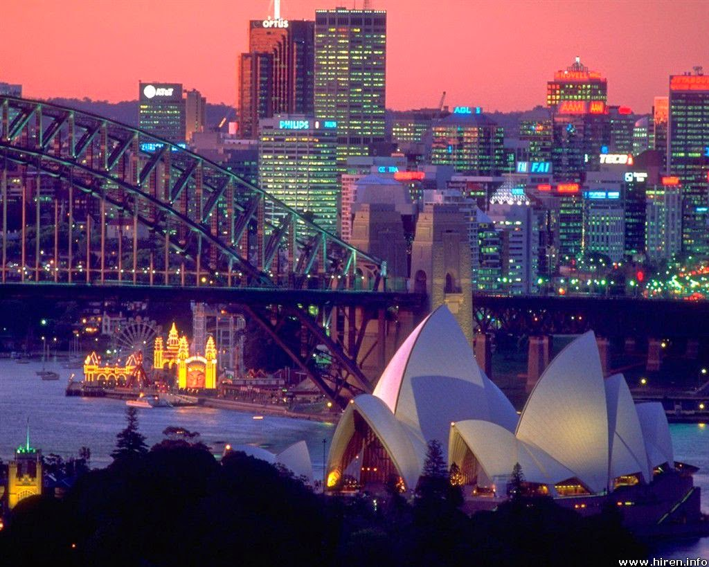 Beautiful Sydney, Australia