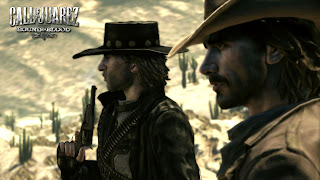 Call of Juarez Bound in Blood Game HD Wallpaper