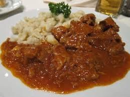 Estofado de carne con anchoas