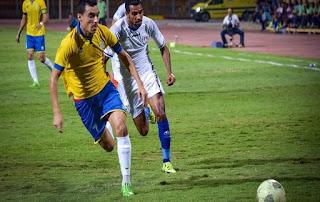 شاهد مباراة الاسماعيلي وسموحة بث مباشر 14-1-2016