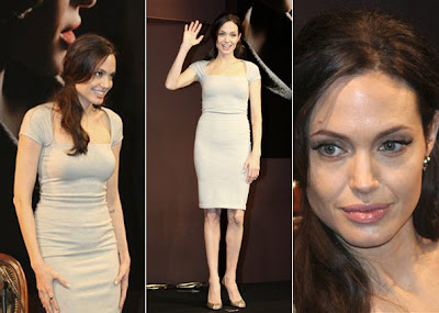 Vestidos da Atriz Angelina Jolie