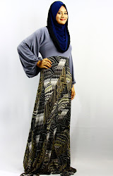 24 march:ATHIRAH maxi dress