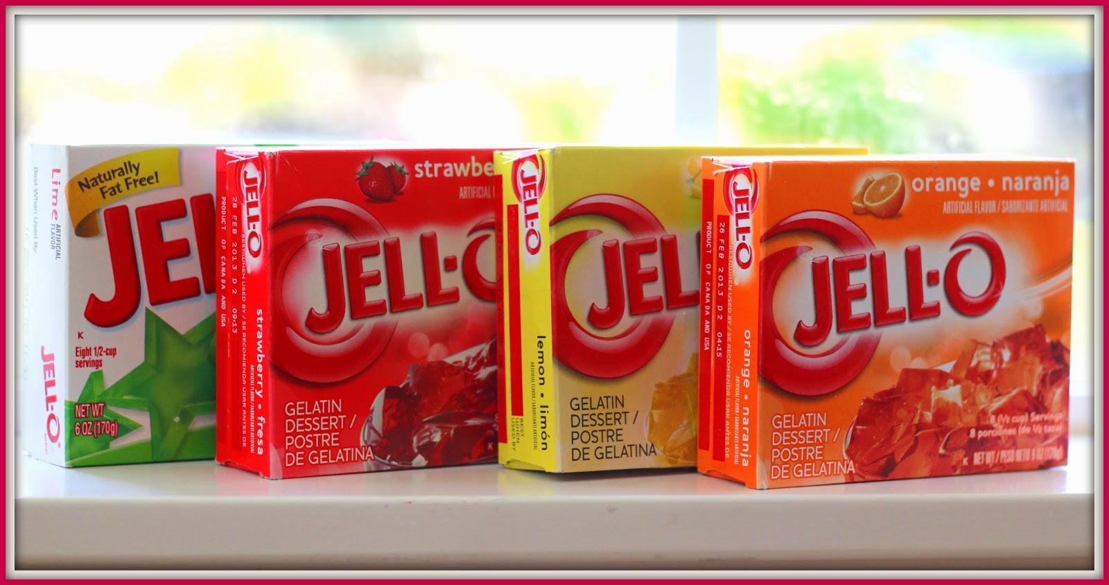 what is gelatin mix