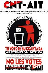 Boletín nº 3 noviembre 2011