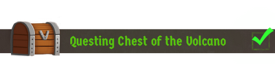 Questing Chest of the Volcano