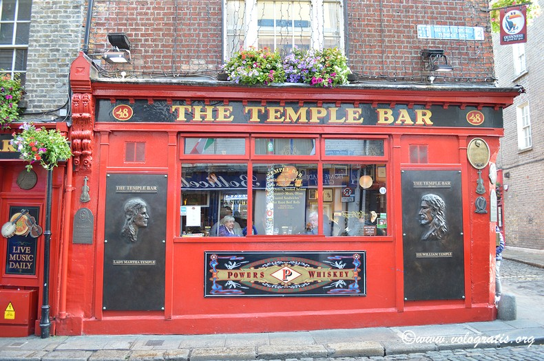 temple bar roma