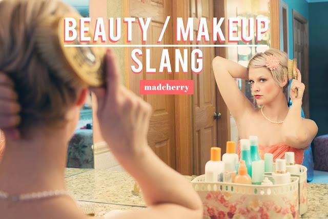 makeup slang