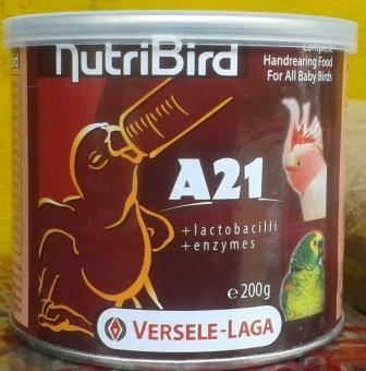Jual Pakan Lolohan Lovebird Import NutriBird A21 Dari Belgia