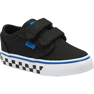 Sports authority coupon 25%: Vans Toddler Boys' Atwood V Casual Shoes