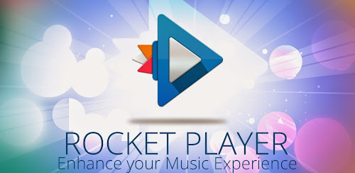 Rocket Player Premium (Apk Gratis) Reproductor de musica android