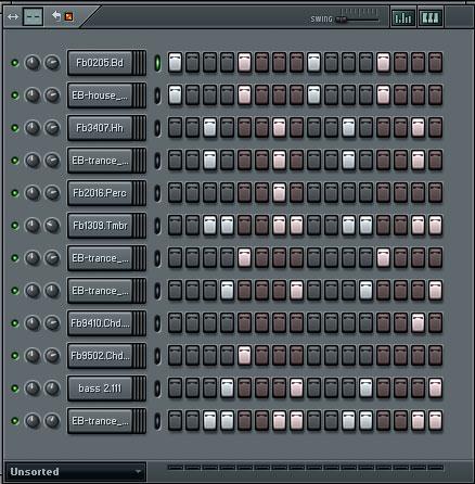 LOOPS MIXMEISTER 2K11 Loops