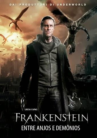 Download Frankenstein: Entre Anjos e Demônios BDRip Legendado
