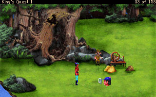 King's Quest I: Quest For The Crown King%2BQuestI