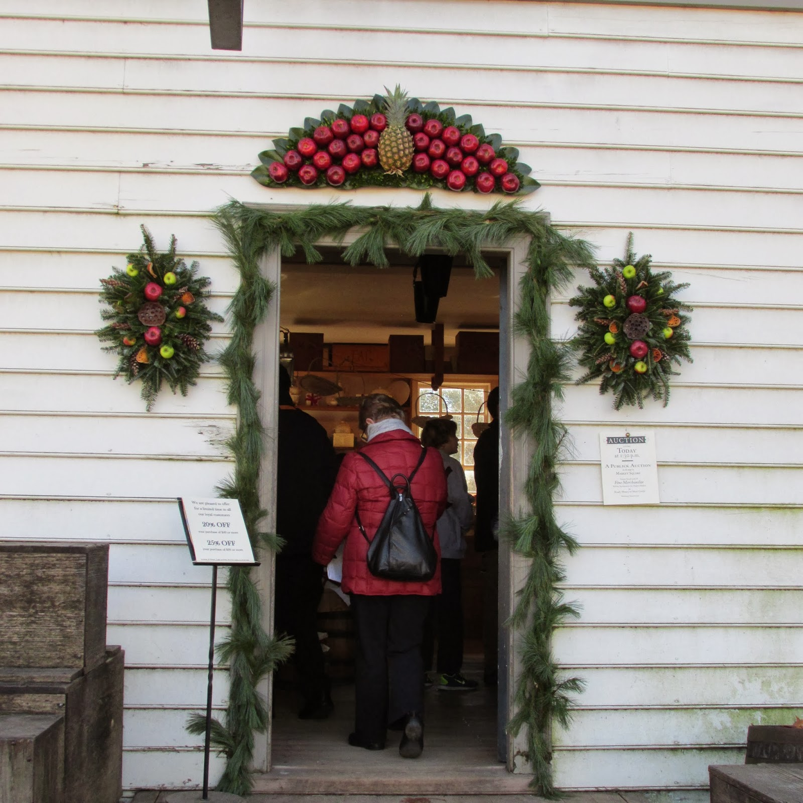 Colonial Quills: Colonial Williamsburg's Christmas