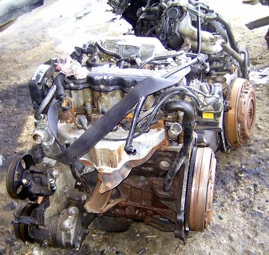 купить б/у двигатель на Opel Omega B